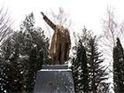 На Полтавщине обезглавили Ленина