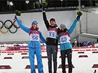 Первую медаль в Сочи принесла Украине Вита Семеренко
