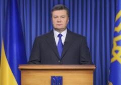 Янукович: оппозиция преступила черту, меня не услышали, надо снова вести переговоры - фото