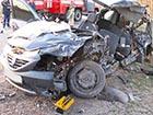 На Луганщине в аварии погибли 5 человек (фото)