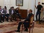Путин назвал Януковича легитимным президентом