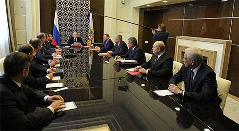 Путин заявил, что Россия не причастна к возникновению кризиса в Украине - фото