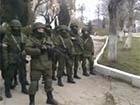 Российские спецназовцы пытались захватить оружие на украинской военной части [видео]