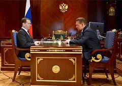 С апреля Россия отбирает у Украины скидку на газ - фото