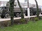 В Крыму захватили несколько штабов пограничных войск