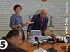 Елена Бондаренко пыталась сорвать заседание следственной комиссии по массовым убийствам в центре Киева