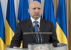 Турчинов: Россия координирует и открыто поддерживает убийц-террористов на Востоке Украины - фото