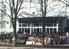 В ходе спецоперации в Донецке от сепаратистов освобождено здание СБУ - фото
