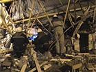 В Харькове упал строительный кран - один человек погиб