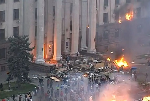 В Одессе объявили трехдневный траур - фото