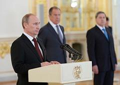 Путин высказался за долгосрочный режим прекращения огня на востоке Украины - фото