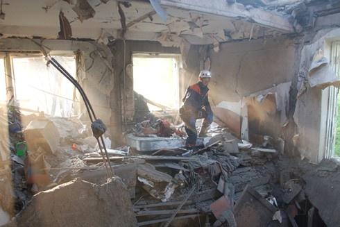 В Николаеве произошел взрыв в пятиэтажке, пострадали 4 человека - фото