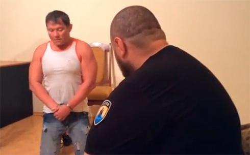 """Освобождён """"мэр-сепаратист"""" Юрий Борисов"""