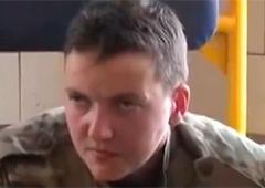 Плененная террористами Надежда Савченко сейчас находится в России, ее ждет суд - фото