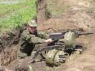 Со стороны России вечером и ночью снова обстреливали позиции сил АТО
