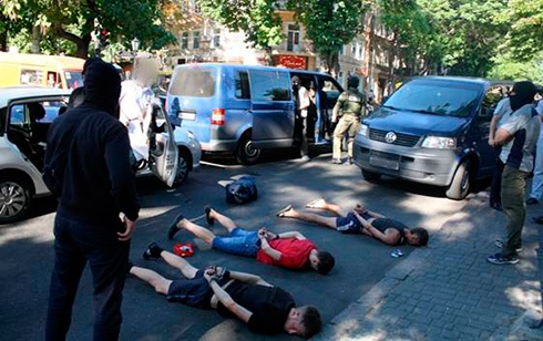 В Одессе задержали членов террористической организации ДНР - фото