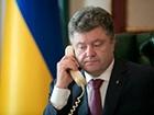 Ангела Меркель заверила Петра Порошенко в готовности поддержать Украину на ближайшем заседании Европейского Совета