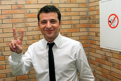 Комик Зеленский поддерживает оккупацию Крыма? - фото