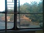 Колонна российской военной техники на Луганщине - видео