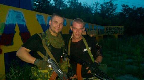 Неграмотный сибиряк Александр Лис приехал убивать украинцев - фото