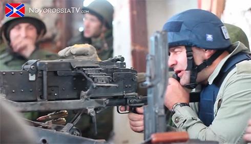 Пореченков стрелял именно боевыми патронами - фото