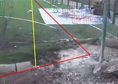 Наблюдатели ОБСЕ рассказали о выявленных подробностях обстрела школы № 63 в Донецке - фото