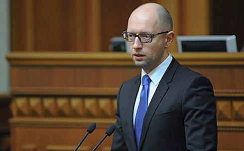 Премьер-министром вновь стал Яценюк - фото