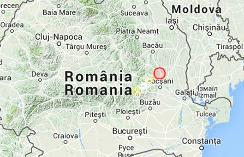 Украину задело землетрясение из Румынии - фото