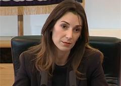Екатерина Згуладзе: Милиции значительно повысят зарплату - фото