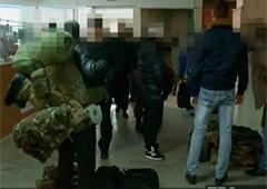 Массажисты из Сибири едут воевать на Луганщину - фото