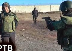 Моторола проверял бронежилет и подстрелил соотечественника - фото