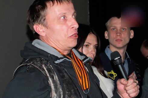 Охлобыстин приезжал в Донецк поддержать террористов - фото