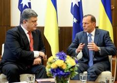 Порошенко в Австралии договаривается об уране и угле для Украины - фото