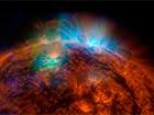Телескоп NuSTAR показал уникальный портрет Солнца