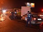 В Харькове произошла авария с участием 2 пассажирских автобусов и 3 легковушек