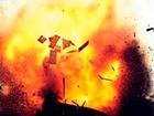 В Житомире взрыв повредил автомобили работников областной фискальной службы