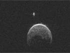Астероид, промчавшийся мимо Земли, имеет миниатюрную Луну