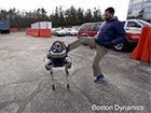 У Boston Dynamics новый ловкий четвероногий робот