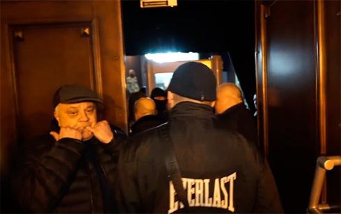 Саакашвили выступил за легализацию казино в Одессе