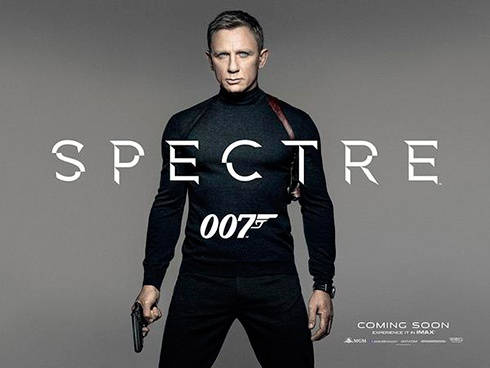 Вышел трейлер к новому фильму о Джеймсе Бонде, «Spectre» - фото