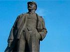 В Краматорске снесли еще одного Ленина
