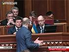 Яценюк будет продолжать «гордо нести ответственность»