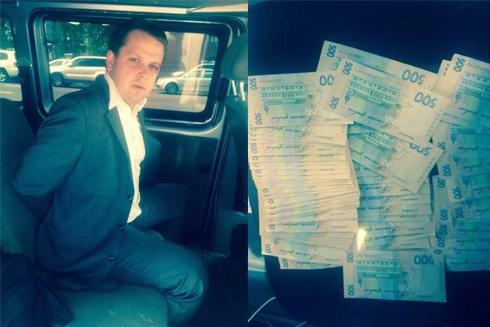 Чиновник Минюста после увольнения восстановился и погорел на взятке - фото
