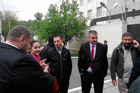 К арестованной Вите Заверухе не пускают адвокатов и нардепов - фото