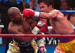 Мейвезер победил Пакьяо и стал обладателем титулов WBA, WBC и WBO - фото