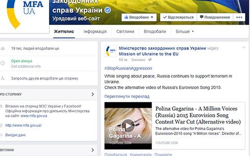 МИД Украины: Россия поет о мире, но поддерживает убийства в Украине - фото