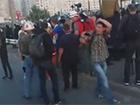 МВД заявляет о 15 пострадавших возле метро «Осокорки» милиционерах