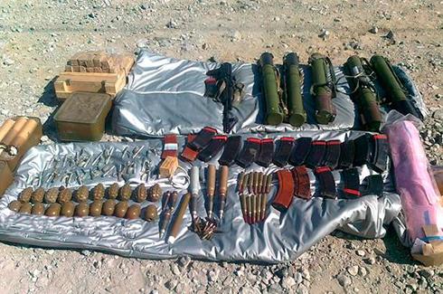 На Днепропетровщине задержали микроавтобус, «начиненный» оружием - фото
