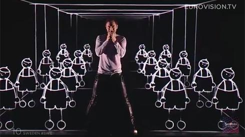 На Евровидении победила Швеция - фото