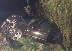 На Львовщине столкнулись две легковушки - погибли водители - фото